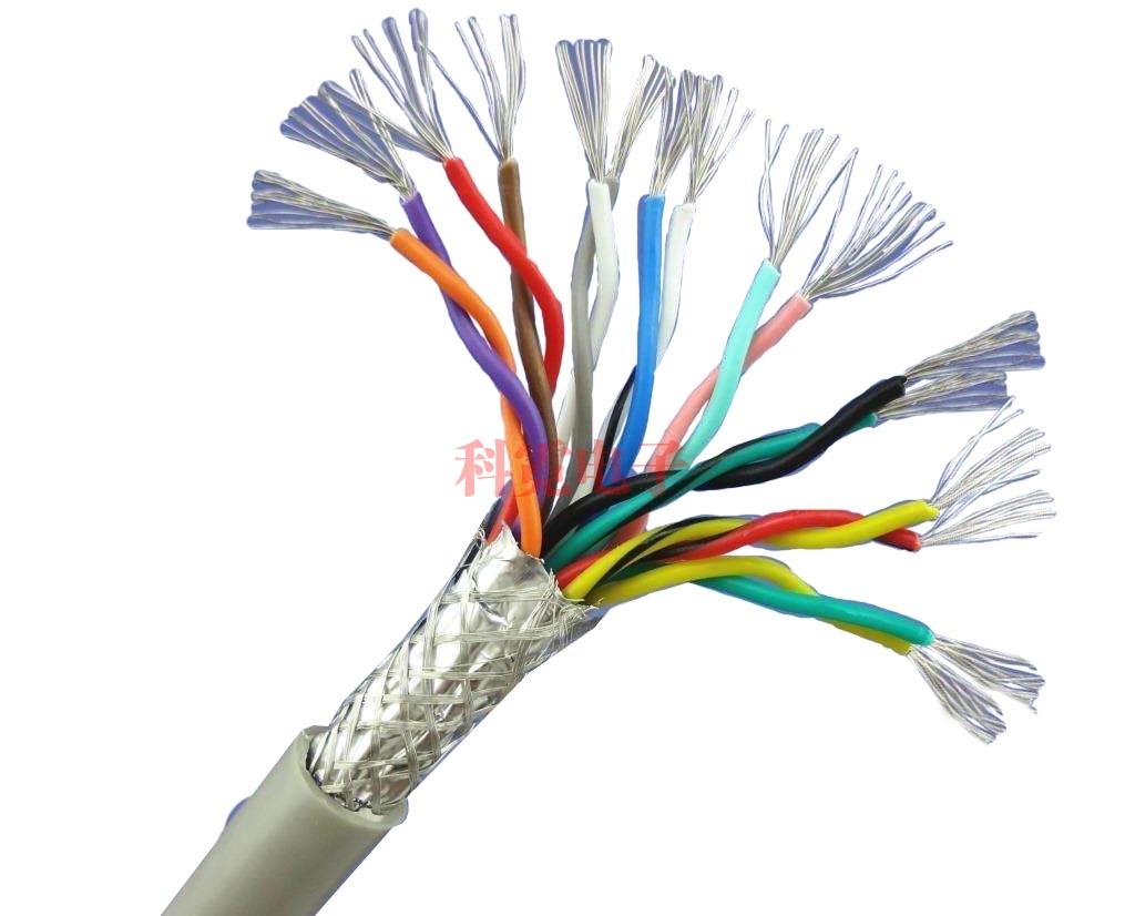 RVVSP屏蔽双绞电缆